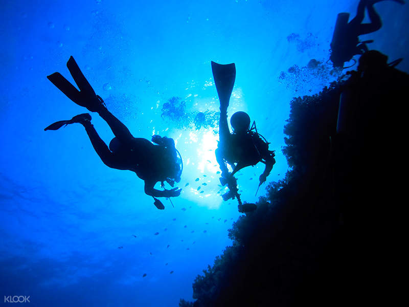 mantanani islands diving