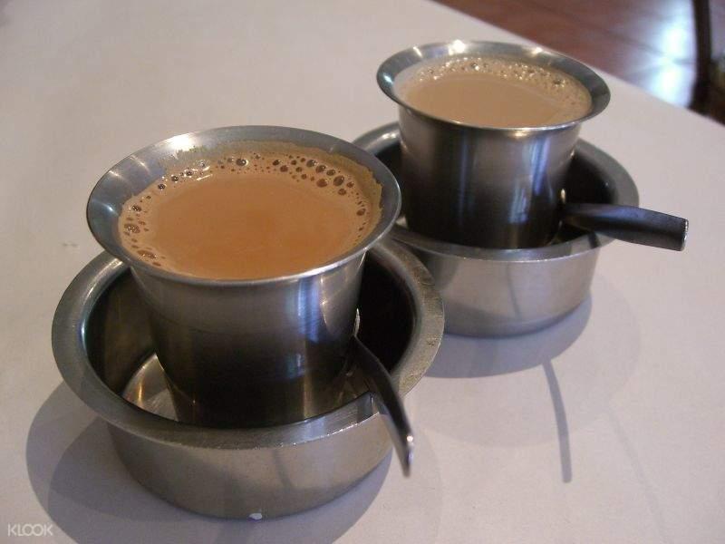 玛萨拉奶茶