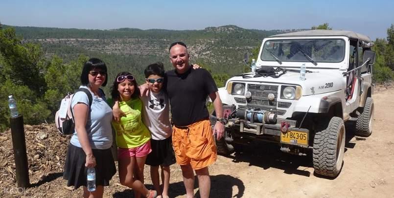 耶路撒冷吉普车,耶路撒冷山区,耶路撒冷包车,耶路撒冷周边游,耶路撒冷小众体验
