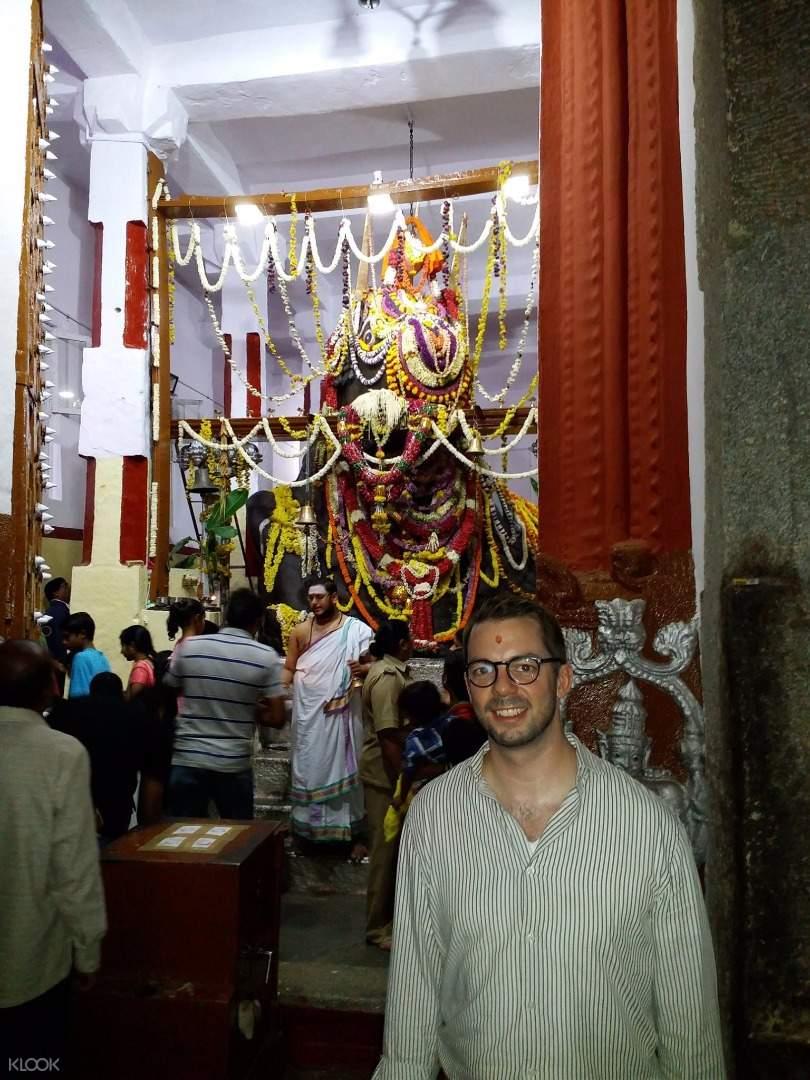 Basavanagudi 文化遺產清晨步行導覽之旅