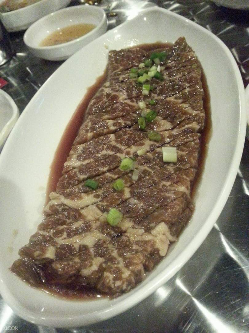 香港尖沙咀MrKoreaBBQ