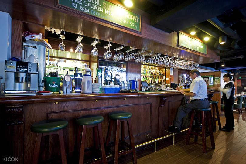 The Trafalgar Brewing Company湾仔酒吧