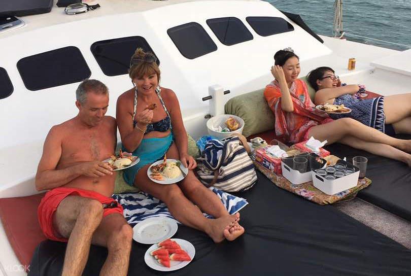 langkawi cruise relax