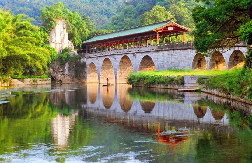 桂林七星公园门票