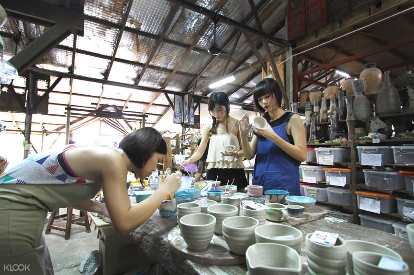 新加坡 龍窯 陶光工藝廠