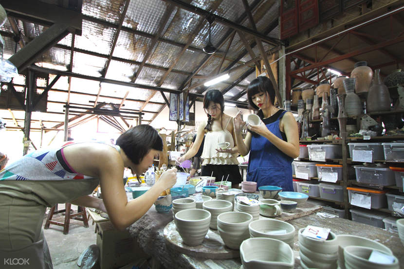 Dragon Kiln Pottery Workshop in Singapore, Singapore - Klook