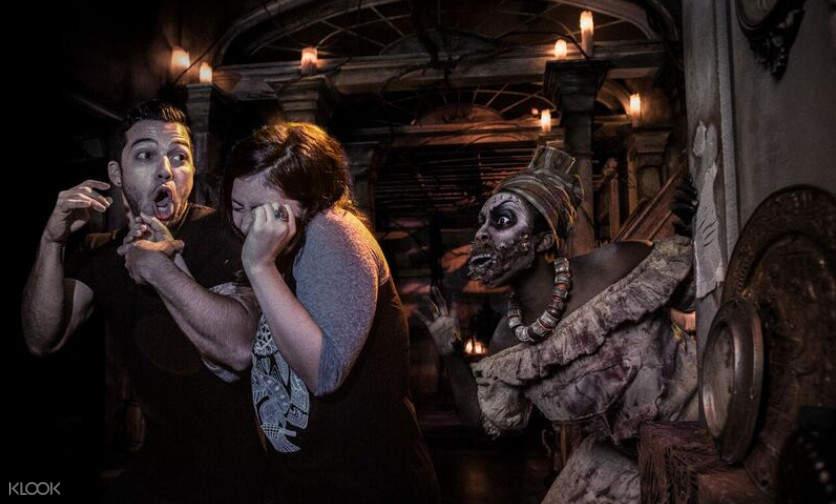 halloween horror nights ticket