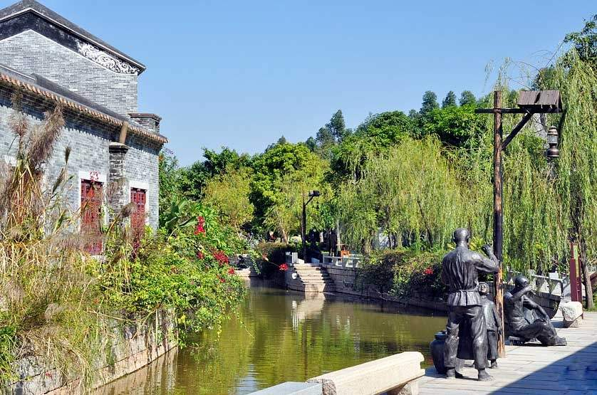 guxiangli theme park admission in guangzhou