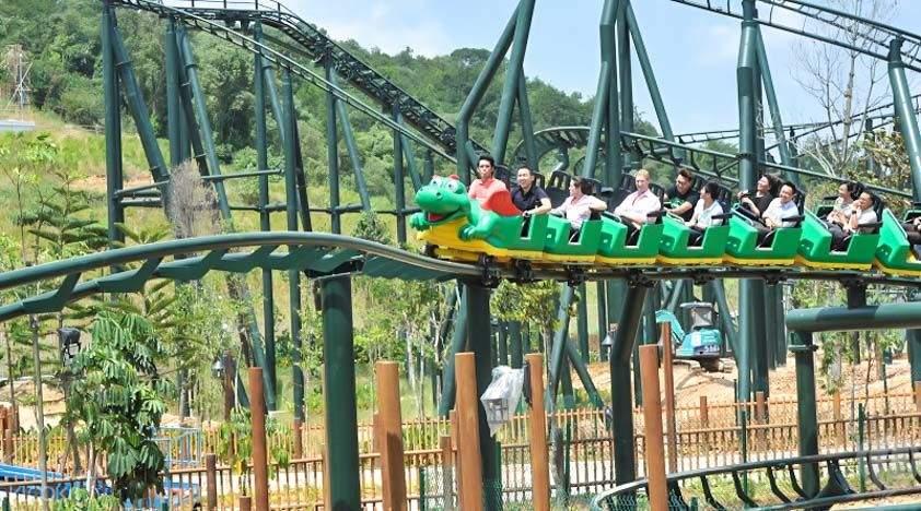 马来西亚乐高乐园门票
