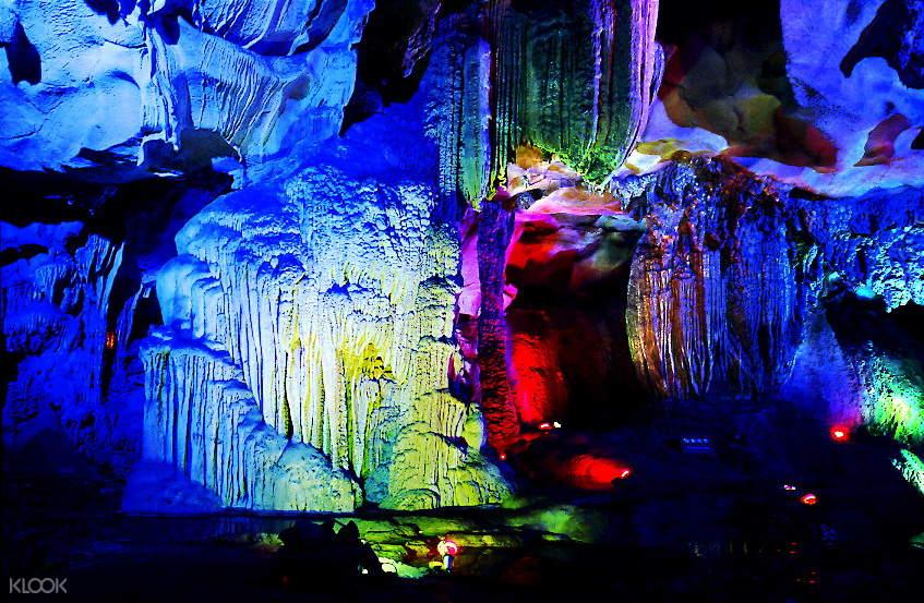 crown cave scenic area