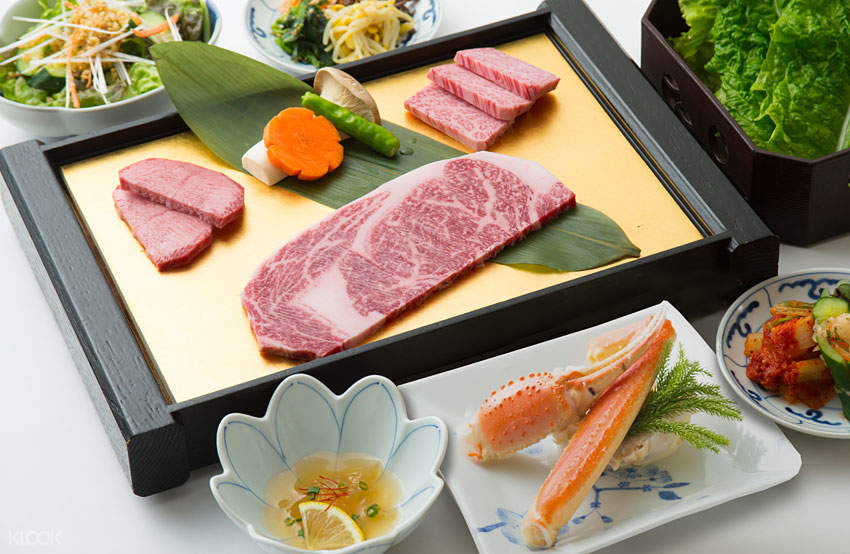 Heian Course at Yakiniku-Tei Rokkasen (焼肉亭 六歌仙) in Shinjuku - Popular Eat-All-You-Can Japanese BBQ