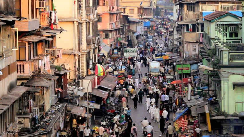 孟买市场步行之旅