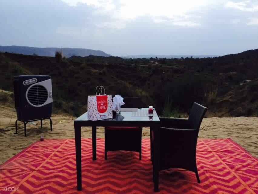 Jaipur dunes trip