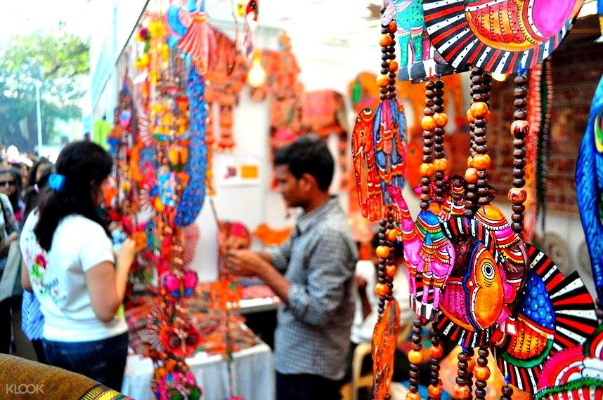 印度 海得拉巴集市购物之旅 一日导览