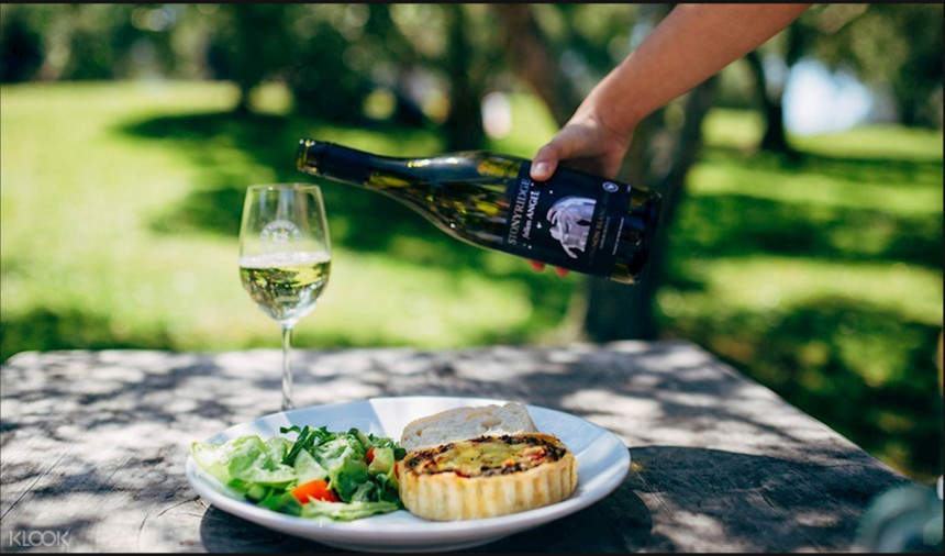Waiheke island wine