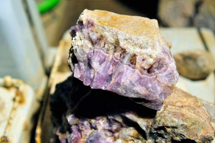 拉普蘭紫水晶礦,芬蘭紫水晶礦,芬蘭採礦