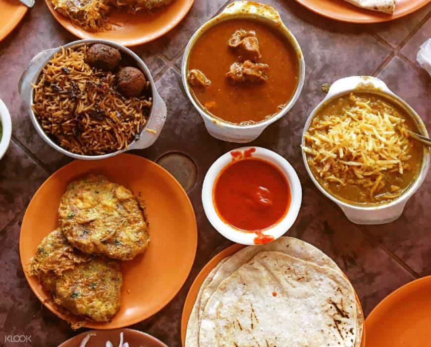印度波斯廚師美食烹飪體驗
