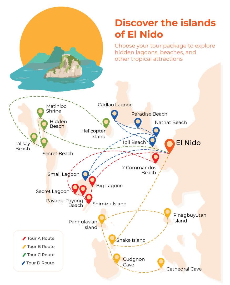 el nido island hopping tours