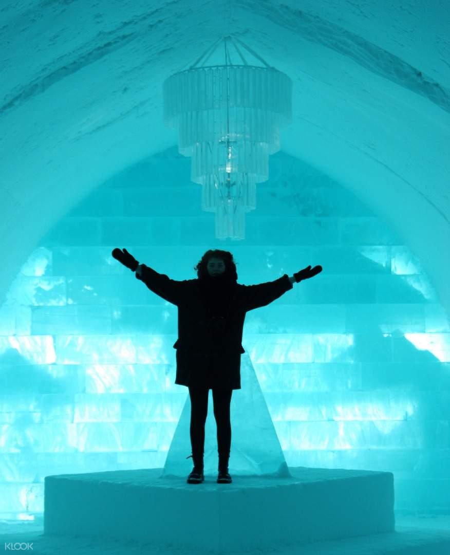 瑞典icehotel