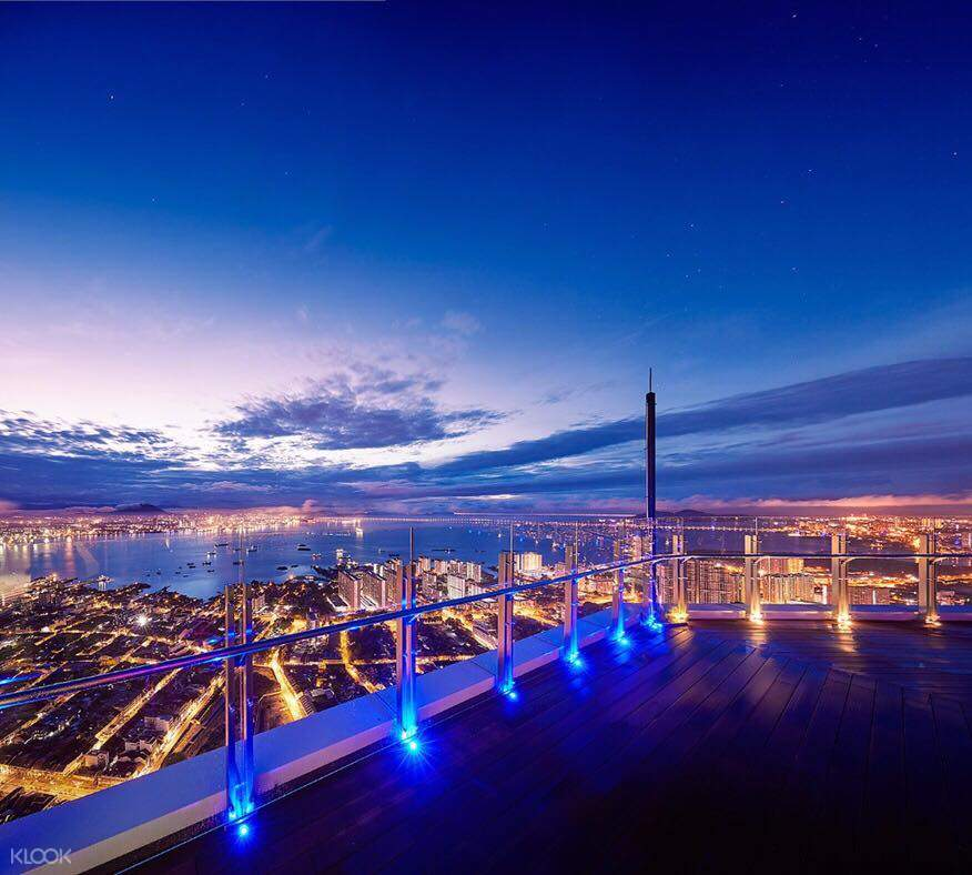檳城光大大廈頂層觀光遊覽