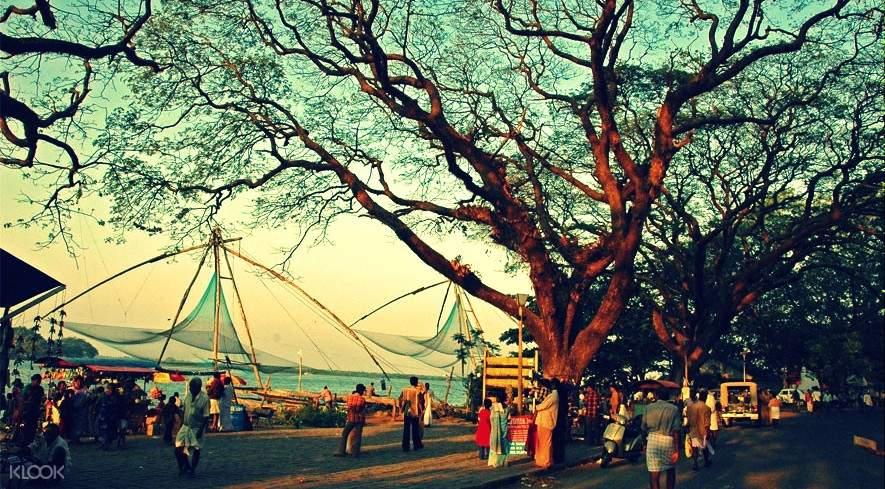 Cochin travels