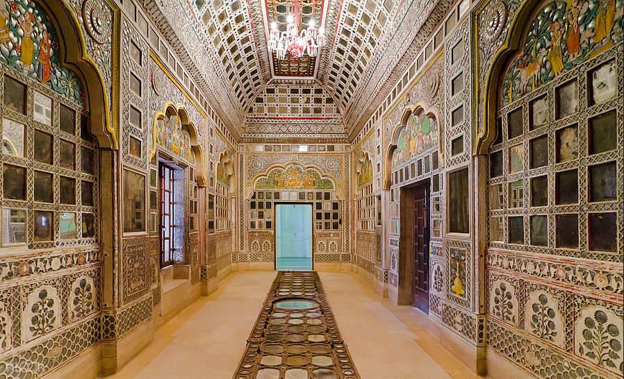 梅蘭加爾城堡歷史故事