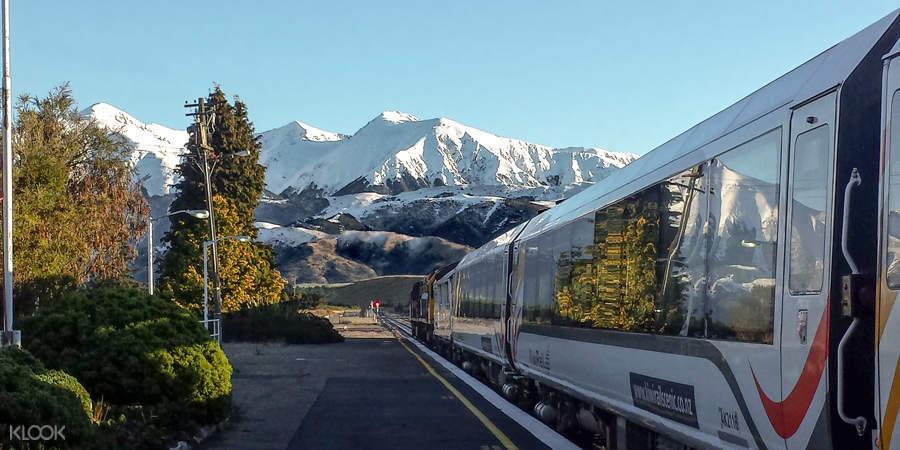train line in new zealand