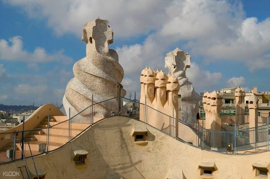 巴塞羅那觀光通行證