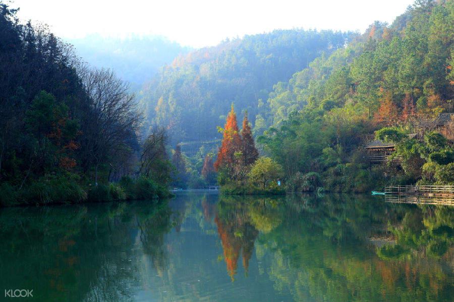 桂林古東瀑布門票