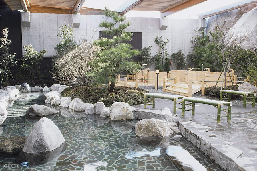 户外温泉东京
