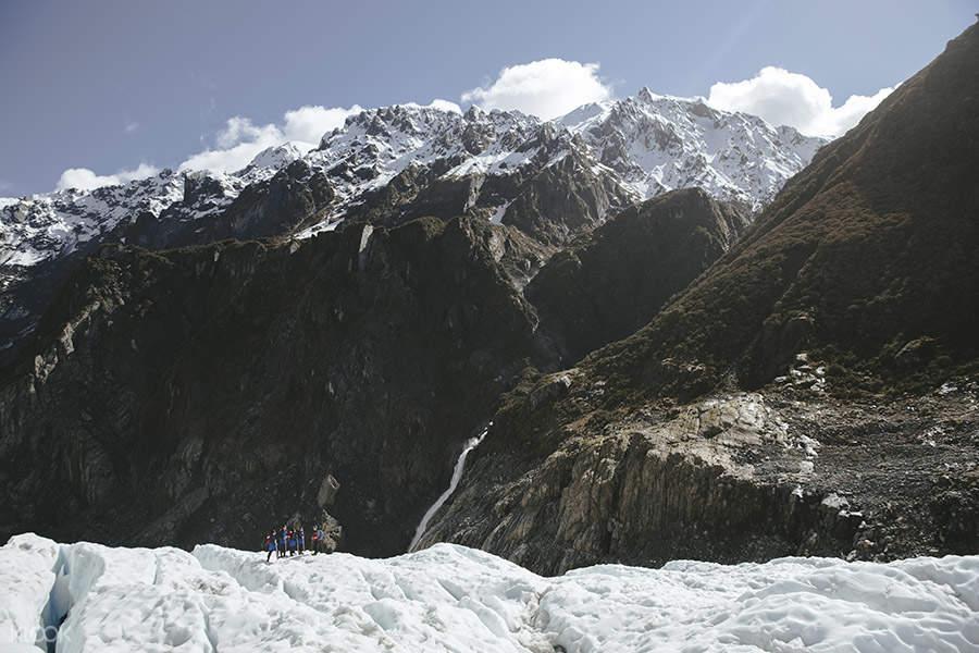 庫克山冰川