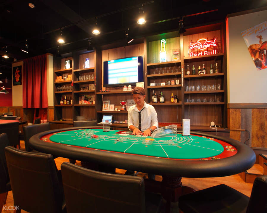 六本木娛樂賭場,日本娛樂賭場