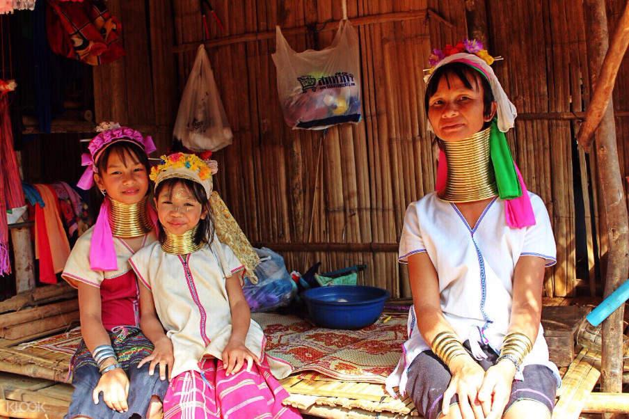 thailand long neck women