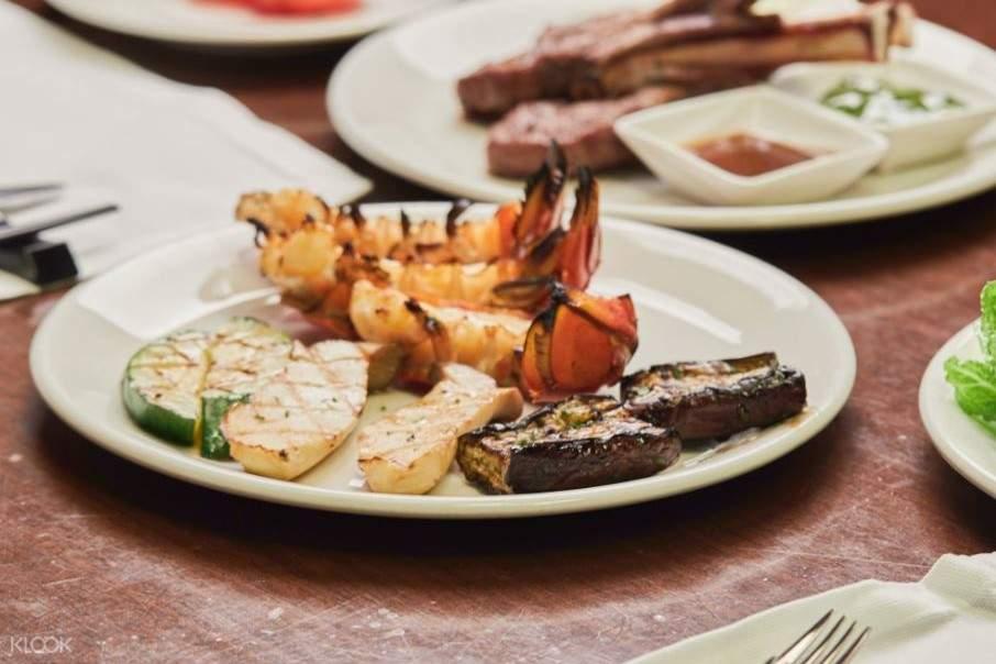 seafood at La Seine Buffet at Lotte Hotel Seoul