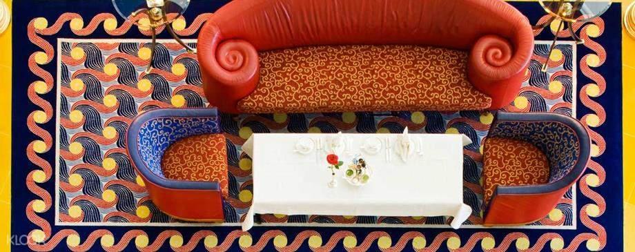 Sahn Eddar餐廳環境