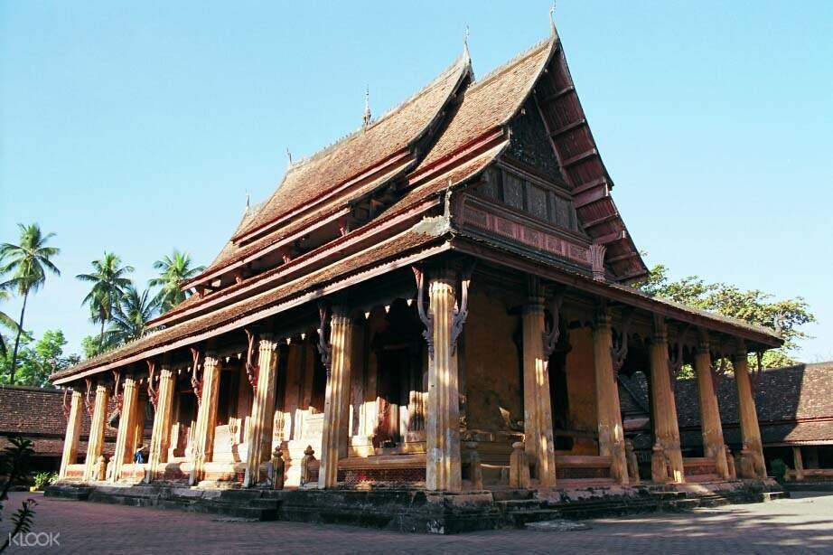 老挝万象一日游