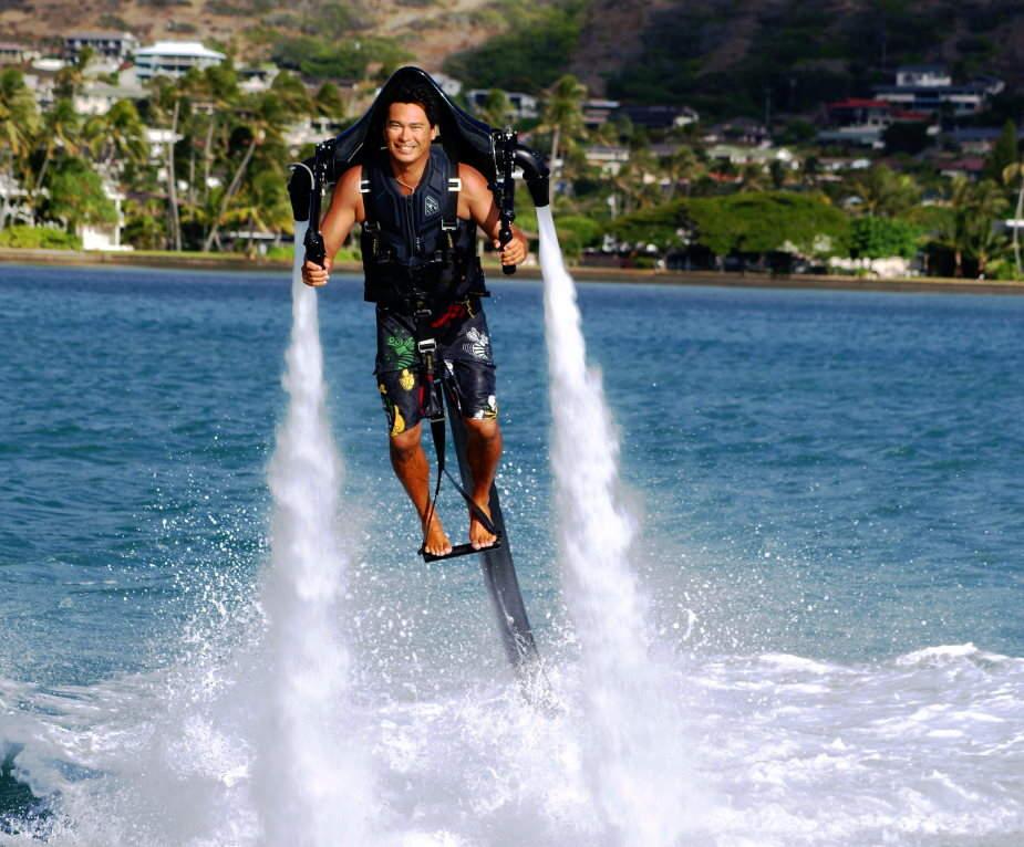 oahu jet pack