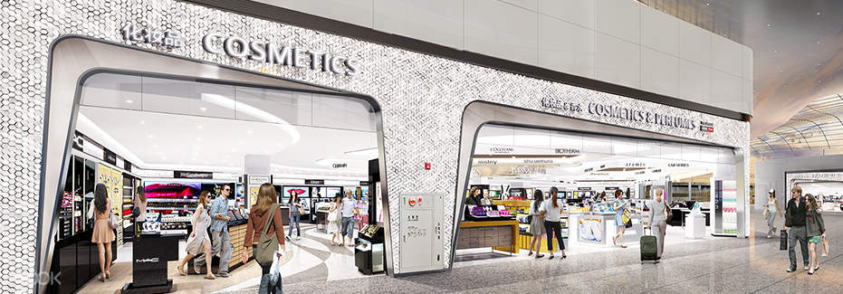 The best beauty experiences Shilla could get from the globe are now all yours at Incheon International Airport T2.