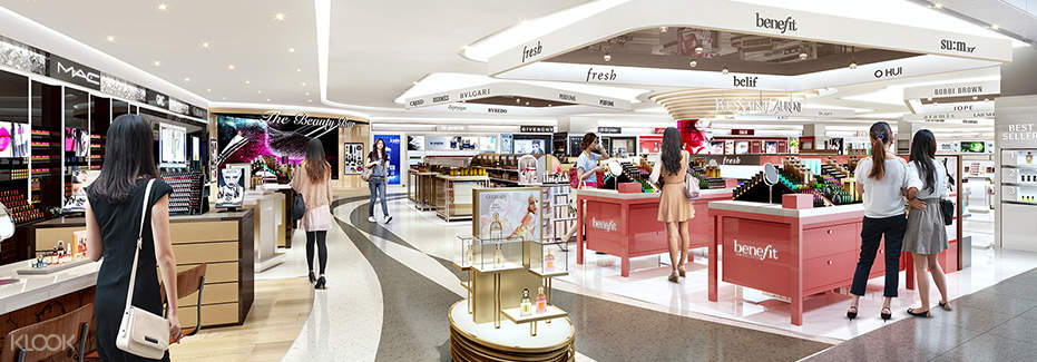 The Shilla Duty Free Incheon Int'l Airport T2 store – New horizon and a whole new duty free at Incheon