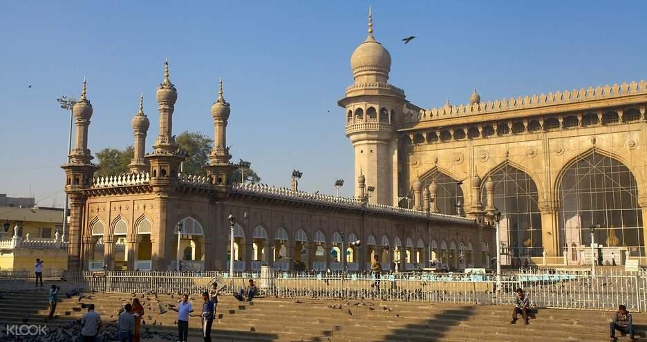 海得拉巴 麥加清真寺 The Great Mosque of Mecca
