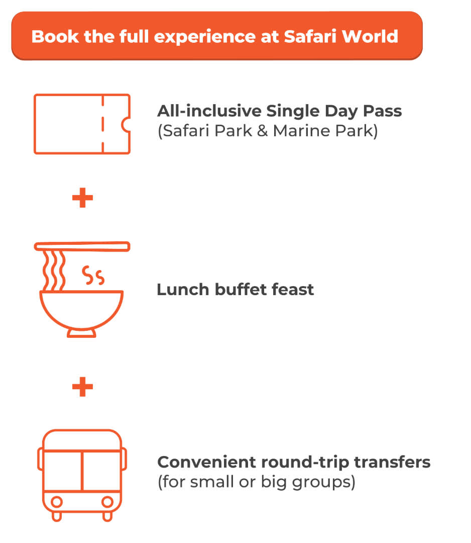 safari world package