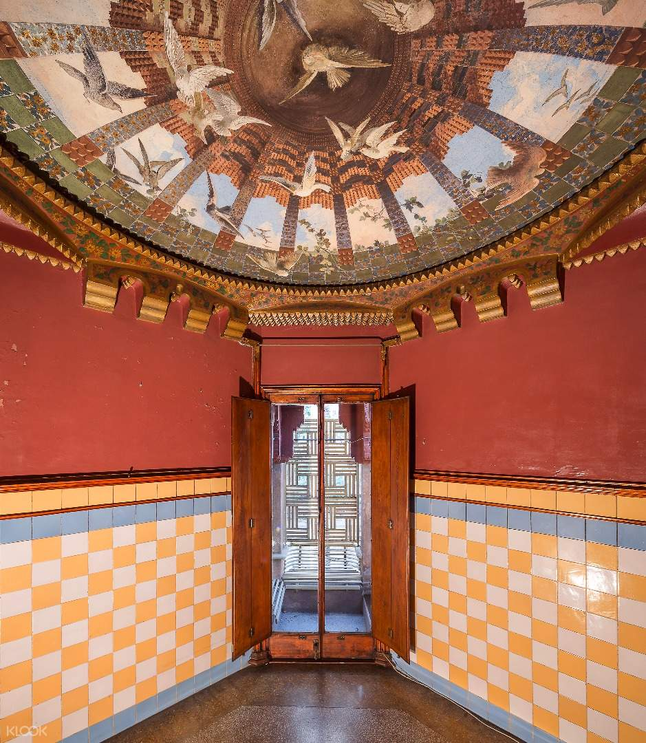 高迪作品,維森斯之家,維森斯之家門票,維森斯之家免排隊,西班牙自由行,巴塞羅那建築,高迪建築