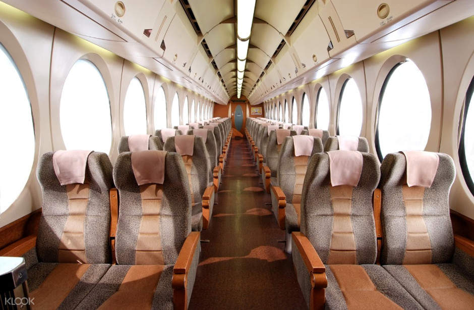 inside of Limited Express Rapit