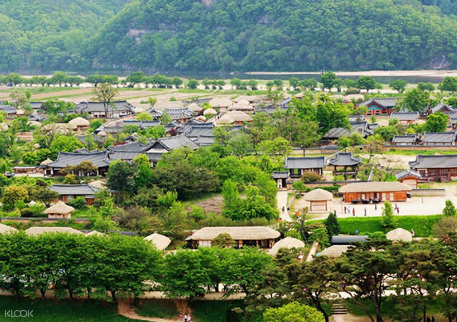 andong landscape