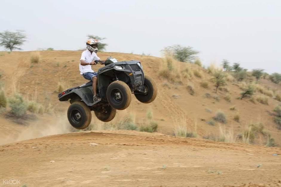 Jaipur off road, India off road trip, ATV500