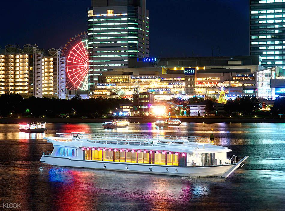 日本東京水上料亭晴海屋
