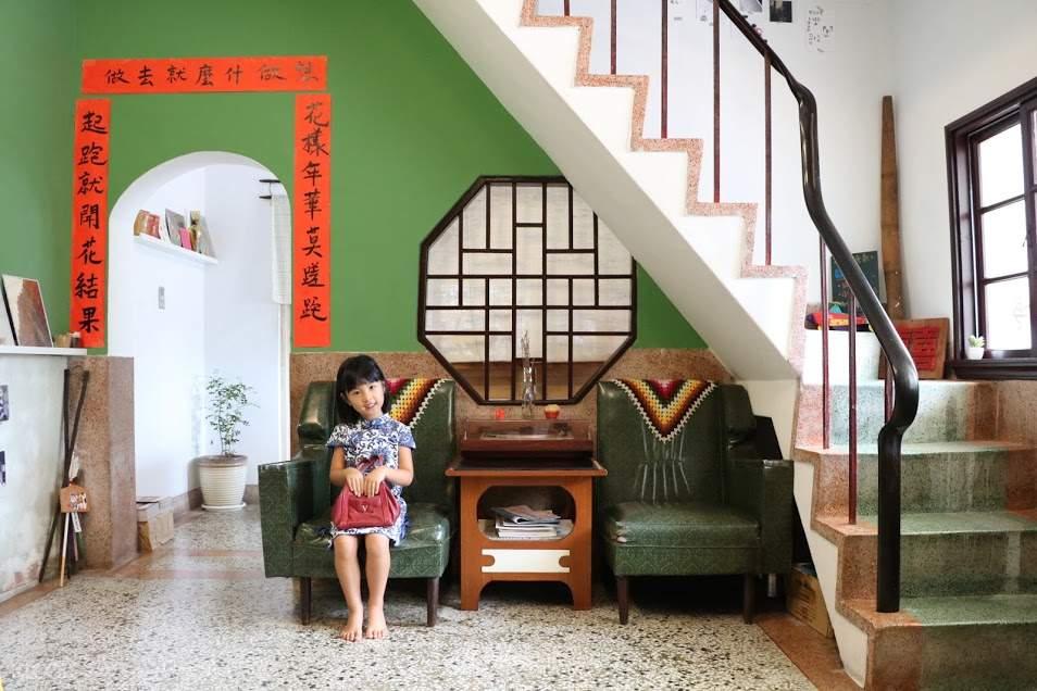台湾旗袍,台南旗袍体验,安平旗袍,台湾特色体验