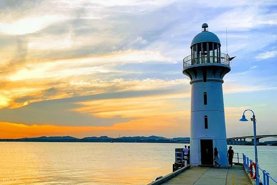 Johor Straits Lighthouse
