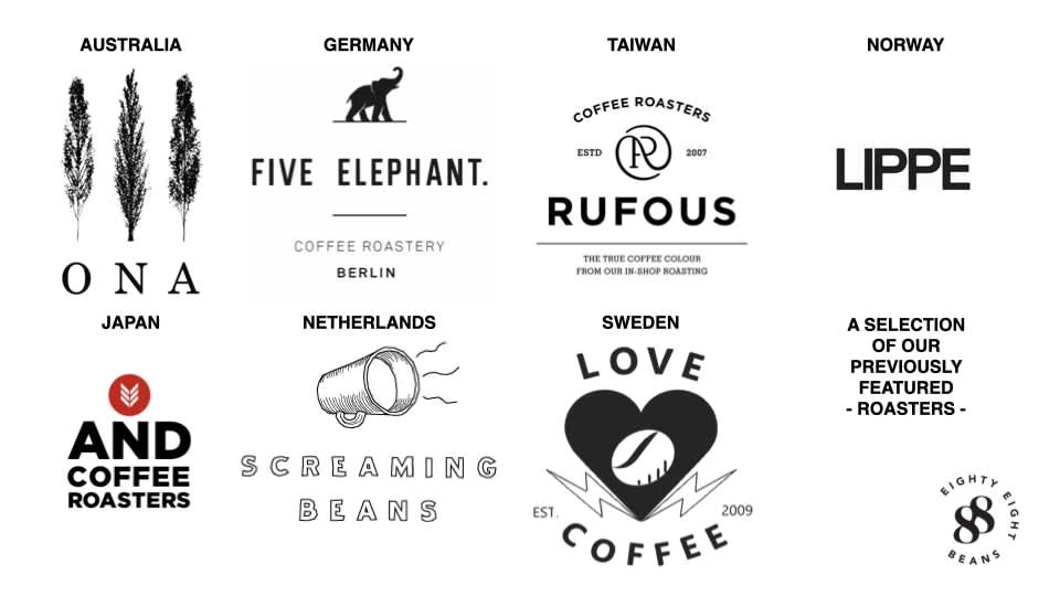 對於業餘愛好者和經驗豐富的咖啡愛好者,每個人都可以享受每個月不同口味的優質咖啡。