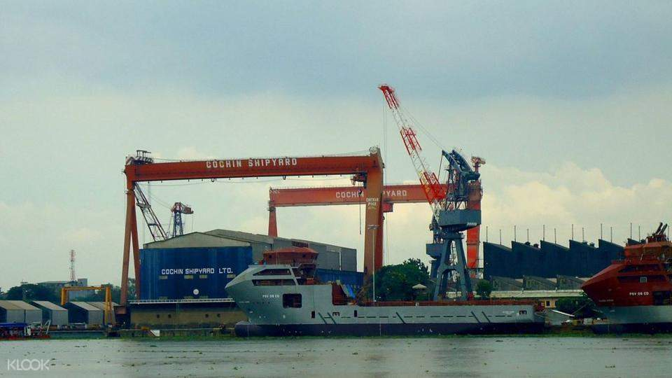 科欽造船廠